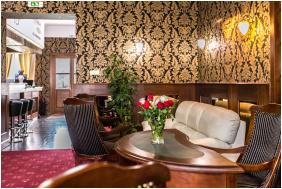 Boutique Hotel Annuska, Recepció környéke - Balatonfüred