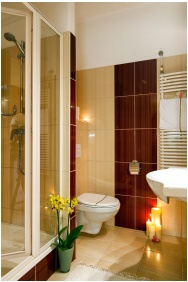 Bathroom, Apartman Hotel, Buk, Bukfurdo