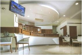 Reception, Apartman Hotel, Buk, Bukfurdo