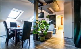 Apartman Hotel Sárvár, szobabelső