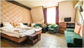 szobabelső - Apartman Hotel Sárvár