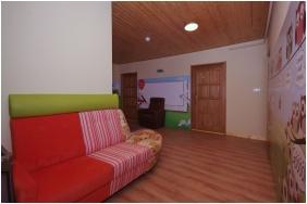 Aqua Hotel, Gyula, Játszószoba gyerekeknek