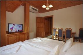 Aqua Hotel, Négyfős szoba