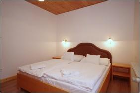 Franciaágyas szoba - Aqua Hotel