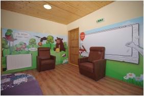 Játszószoba gyerekeknek - Aqua Hotel