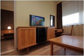 Superior szoba, Aqua Hotel, Gyula