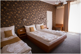 Classic szoba, Aqua Hotel, Kistelek