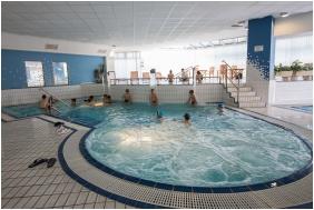 Inside pool - Hotel Aqua