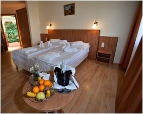 Aquatherm Hotel, Zalakaros, Twn room
