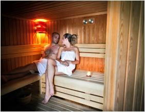 Aquatherm Hotel, Fnnsh sauna - Zalakaros