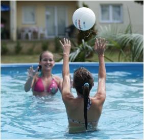 Children's pool, Aquatherm Hotel, Zalakaros
