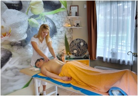 Aquatherm Hotel, Massage