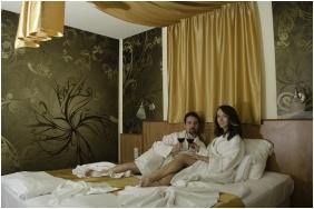 Aquatherm Hotel, Room interior