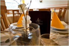 Étterem, Aquatherm Hotel, Zalakaros