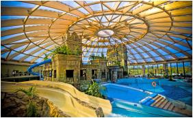 Ramada Resort Aquaworld , Building in the evening