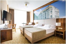 szobabelső, Aranyhomok Business & Wellness Hotel, Kecskemét