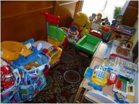 Játszószoba gyerekeknek - Aranyhomok Business & Wellness Hotel