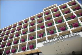 Aranyhomok Business & Wellness Hotel, Bejárat - Kecskemét