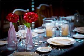 Aranyhomok Business & Wellness Hotel, Esküvői teríték - Kecskemét