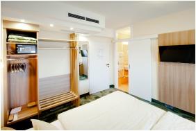Aranyhomok Business & Wellness Hotel, Kecskemét, szobabelső