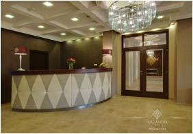 Reception - Arcanum Hotel