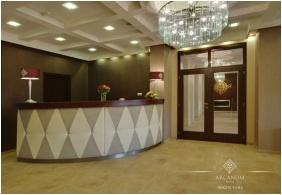 Reception - Arcanum Hotel