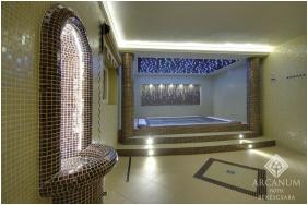 Arcanum Hotel, Inside pool - Bekescsaba