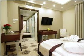 Superior room, Arcanum Hotel, Bekescsaba