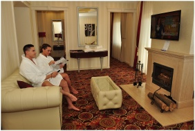 Presidental suite - Arcanum Hotel