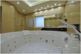 Arcanum Hotel, Bekescsaba, Presidental suite