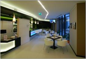Lobby, Art Hotel Szeğed, Szeğed