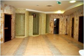 Atlantis Medical Wellness & Conference Hotel, Hajduszoboszlo, Sauna