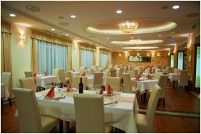 Atlantis Medical Wellness & Conference Hotel, Restaurant