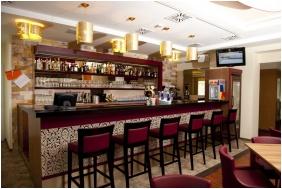 Atlantis Medical Wellness & Conference Hotel, Hajduszoboszlo, Bar desk