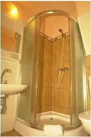 Hotel Attıla, Shower
