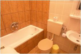 Hotel Attila, Salle de bain - Budapest