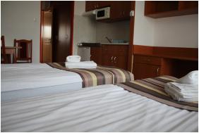 Auguszta Hotel, szobabelső