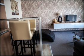 Auris Hotel Szeged, Terrace - Szeged