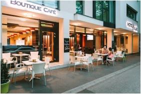 Reception area - Auris Hotel Szeged