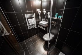 Fürdőszoba, Auris Hotel Szeged, Szeged