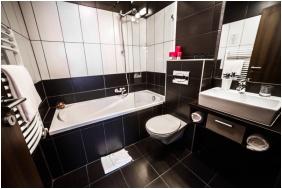 Auris Hotel Szeged, Bathroom - Szeged
