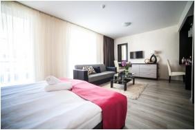 Auris Hotel Szeged, Superior room