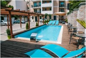 Bar Terrace - Auris Hotel Szeged