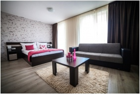 Auris Hotel Szeged, Deluxe room