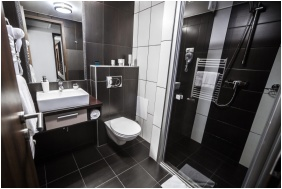 Fürdőszoba - Auris Hotel Szeged