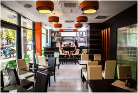 Aurıs Hotel Szeğed, Bar Terrace