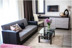 Superior room, Auris Hotel Szeged, Szeged
