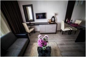 Superior szoba, Auris Hotel Szeged, Szeged
