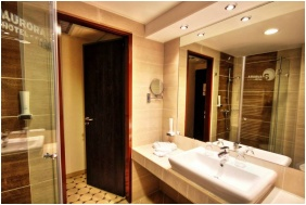 Hotel Aurora, Bathroom - Miskolctapolca
