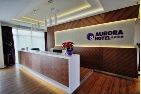 Hotel Aurora, Reception - Miskolctapolca